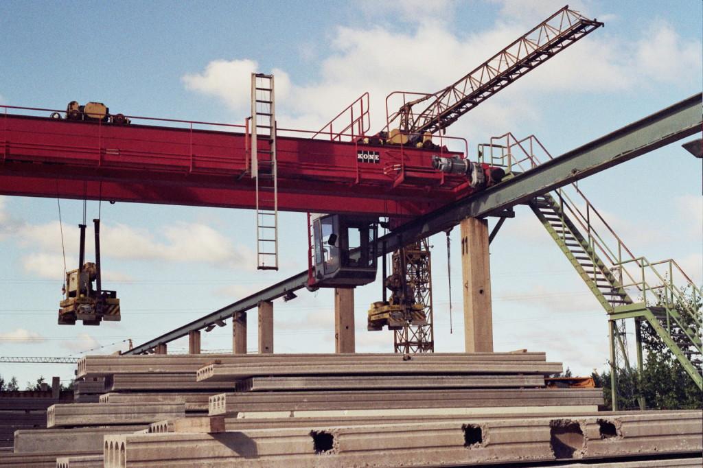 Подробно о кранах мостового типа: назначение и особенности