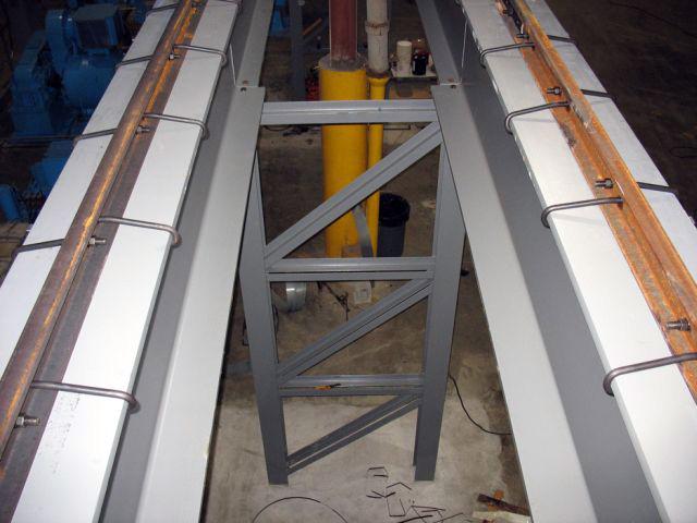 Виды и особенности крановых путей мостовых кранов