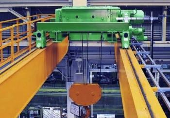 Обзор механизмов мостового крана