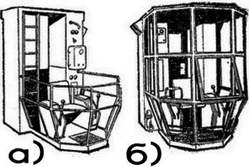 кабина мостового крана