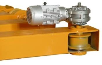 Электрический привод мостового крана: основные виды и характеристики электродвигателей