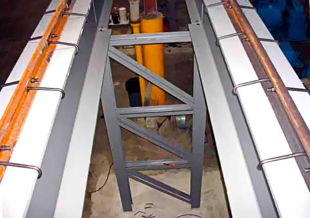 Заземление мостовых кранов: особенности и правила