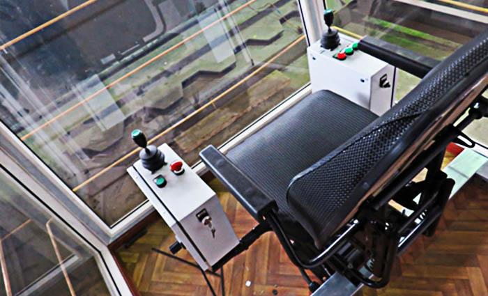 Техника безопасности при работе на мостовом кране